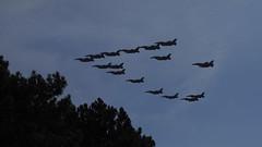 Show Aéreo Monte Real Base nº5 2018 (Lestro) Tags: airshow montereal f16 flight caça plain leiria portugal