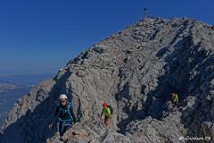 Sommet de la pointe percée (Goodson73) Tags: didier bonfils goodson73 pointe percee cheminees sallanches rando escalade aravis montagne