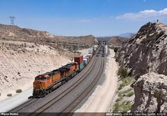 BNSF #5013 (Marco Stellini) Tags: bnsf railroad es44dc california usa cajon pass