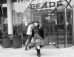 Ready to Play (Bury Gardener) Tags: burystedmunds suffolk england eastanglia uk streetphotography street streetcandids candid candids people peoplewatching folks snaps strangers 2018 nikond7200 nikon arc thearc blackandwhite bw