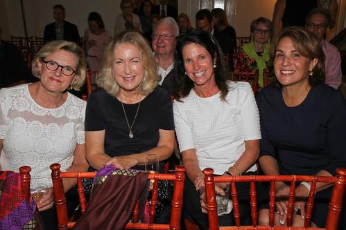 Ellen Boyle, Susan Skelsey, Karen Kiarsis and Lynn Ingrassia