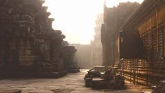 Putting The Puzzle Together (Coquine!) Tags: christianleyk angkor angkorwat khmer temple morninglight cambodia kambodscha southeastasia asia südostasien worldheritage restauration