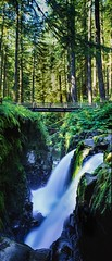 soulduc01 (gregcumming) Tags: linhof617 epson2014panocontest panoramic postprocessed vertical washington waterfall fineart finished