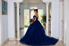 """Catherine The Great"" Photo Shoot (Six.Star.Photography) Tags: model fashion wedding weddingdress magazine portrait beautiful"