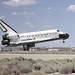 STS-64 Landing at Edwards