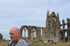 Whitby Abbey North Yorkshire , England , UK (macromo photography (UK)) Tags: whitby 050818 england englishheritage whitbyabbey northyorkshire northsea abbey