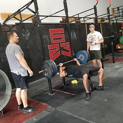 CrossFit 623 Daily WOD: 969 (Mon-8/20/18) Strength: Bench... (crossfit623) Tags: crossfit 623 glendale gym peoria phoenix west litchfield park