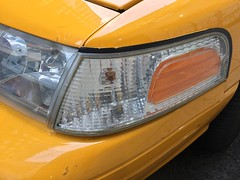 NYPD Undercover Taxi Emergency Lights (Evan Manley) Tags: