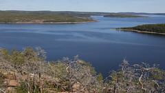 Pictures from Balesuddens Nature Reserve (sturedomeij) Tags: örnsköldsvik sweden sverige balesudden naturreservat tree rock water sky landscape forest