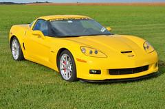 Corvette Funfest, Effingham, Illinois (forestforthetress) Tags: auto effingham corvette carshow corvettefunfest color omot nikon outdoor yellow enjoyillinois travelillinois fun contest entertainment centralillinois