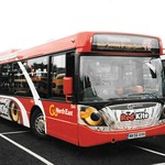 Go North East The Red Kite 5240 / NK56 KHH