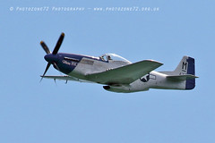7884 P51 Mustang Miss Helen (photozone72) Tags: eastbourne airshows aircraft airshow aviation canon canon7dmk2 canon100400f4556lii 7dmk2 mustang p51 p51mustang misshelen