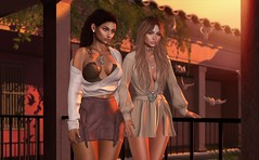 La Hacienda (Anuska L.) Tags: friends sunrise llegadaacasa summersunrise amanecer summer summer18 elpueblo 3d 3dgirls 3dpeople 3design 3dart 3dfashion emery teefy stealthic glamaffair ison {zaara} minimal kibitz navycooper empyreanforge scandalize newfaces collabor88 kustom9