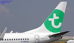 F-HTVJ LMML 25-08-2018 (Burmarrad (Mark) Camenzuli Thank you for the 14) Tags: airline transavia france aircraft boeing 7378k2 registration fhtvj cn 62152 lmml 25082018