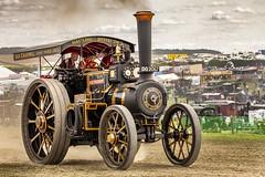 Dorset Steam Fair 2018_023 (Anthony Britton) Tags: thedorsetsteamfair 50thanniversary2018 canonesom5 18150mlens canon5dmk4 sigma100400 canon24105lens steam tractionengines steamrollers steamtrucks steamfairgroundrides