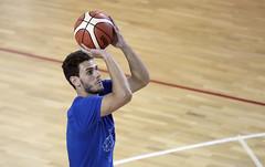 Ritiro di Ponte di Legno (Basket Brescia Leonessa) Tags: allenamentoduranteilritirodellagermanibasketbrescia pontedilegno bs italia