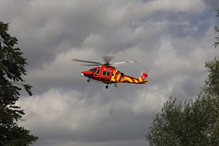 """Augusta AW169, G-HHEM, """"Essex and Herts Air Ambulance"""", Whipsnade Zoo, United Kingdom (Daryl Chapman Photography) Tags: ghhem helicopter airambulance agusta aw169 69049 uk england unitedkingdom aviation holiday whipsnadezoo chopper canon 5d mkiii 70200l f28"""