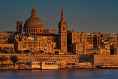 Valletta Skyline (Emu Alim) Tags: valletta malta balconies longexposure ndfilter 10stop