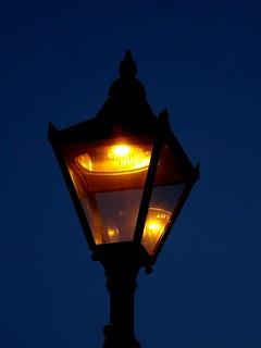 l'éclairage des rues Lighting luminair Sony HX 60V