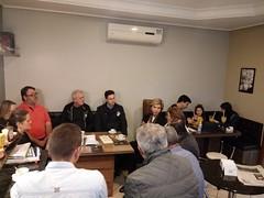 01/09/18 - Café em Palmeira das Missões com o vereador Fernando de Carli e lideranças, e encontro com pastor Alvarenga.