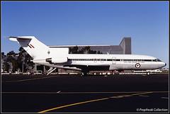 NZ7271 / Australia 05.1983 (propfreak) Tags: propfreak slidescan propfreakcollection australia nz7271 boeing b72722c royalnewzealandairforce b727100 b727 3dkmj aeroafrica mangoairlines 9qcmp transaircargoservice
