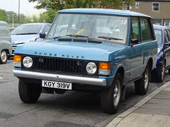 1980 Range Rover (Neil's classics) Tags: vehicle 1980 range rover landrover offroad