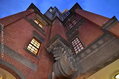 Baroque in Taipei (szintzhen) Tags: 建築 古蹟 夜景 巴洛克 台北市 台灣 building historicalmonument night baroque taipeicity taiwan
