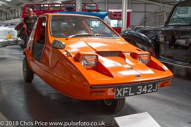 Isle of Man Motor Museum