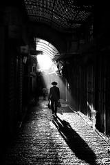 Chosen (stephen cosh) Tags: blackwhite candid israel jerusalem leica50mmaposummicron leicamtype240 lightshaft stephencosh street streetphotography