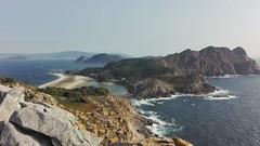 Cies (Sérgio Gandarela) Tags: ilha isla island montanhas cies ocean oceano mountains galícia galiza