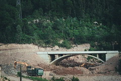 (Dương Thành Tâm) Tags: wood forest bridge construct building