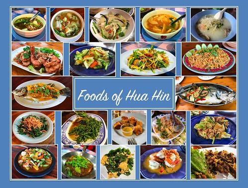 Food in Hua Hin