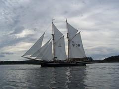 Segelbåt (tompa2) Tags: stockholmsskärgård segelfartyg uppland