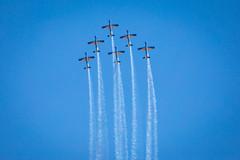 _Z2A9717 (Fabiosantos25) Tags: esquadrilhadafumaça esquadrilha 5dmkiv ef100400isii ef100400mmisii ef100400ii 7desetembro setedesetembro independencia smokesquadron supertucano avião plane sky blue azul brasil brazil