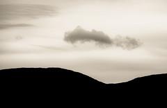 Landshape (MortenTellefsen) Tags: landscape landskap monochrome minimalism mountain mountainview norway norwegian nature natur norsk
