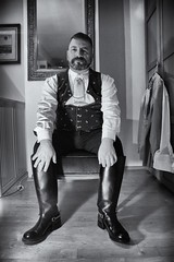 In Stiefeln (suitfunmuc) Tags: boots stiefel reiter rider