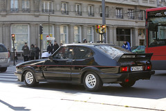 1982 Ford Capri Mk3 2.8 Injection (coopey) Tags: 1982 ford capri mk3 28 injection