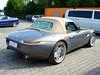 BMW Z8 (E52) Verdeck 2000 - 2003 Beige/Blau