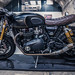 Down & Out Motorcycles Triumph Thruxton R