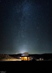 Andromeda (sbadude1) Tags: andromeda milkyway galaxy nightscape landscape hdr stars stack sequator