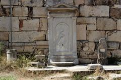 Ancient Agora (demeeschter) Tags: greece athens city town building archaeology street historical heritage temple shop church acropolis ruin museum stone ancient art agora stoa hephaistos