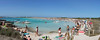 formentera spain panorama (alexaSB) Tags: spain2018 formentera spain panorama pano sun blue ibiza illetes playa 2018 sea sky ocean water people sand beach bay animal