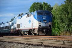 Amtrak Train #505 'Cascades' (redfusee) Tags: amtk