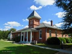 New Kent County Courthouse (r.w.dawson) Tags: newkentcounty virginia va usa building architecture courthouse
