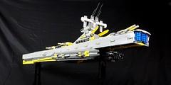 sparhawk06 (ktorrek) Tags: lego legoship shiptember shiptember2018