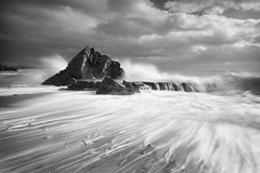 White Rock (ncwhelan) Tags: 2014 2018 artsourceprints brianhopper dalkey draíochtnamara dublin eimearcollins exhibition fortyfoot landscape rocks water workshop