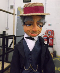 Parker (Phil_Parker) Tags: puppet thunderbirds boater hat
