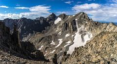 Indian Peaks (Bill Bowman) Tags: indianpeaks frontrange southernrockymountains colorado arikareepeak arapahopeaks navajopeak apachepeak isabelleglacier shoshonipeak gorerange