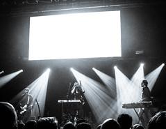 Jane Weaver @  Manchester Ritz 30.11.17 (eskayfoto) Tags: panasonic lumix lx3 gig music concert live band stage tour manchester lightroom manchesterritz ritz theritz janeweaver jane weaver p1640763editlr p1640763 monochrome mono bw blackandwhite