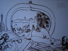 IMG_20180918_120119 (keiths artwork) Tags: artists sketchbook keith hansen moroccokeithhansen moroccansketches